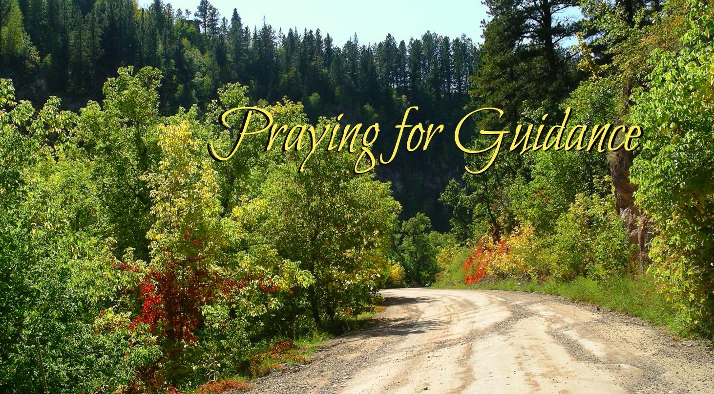 praying for Guidance2